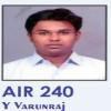 Y Varunraj