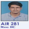 Manu H C