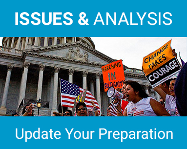 Issues and Analysis for civil services