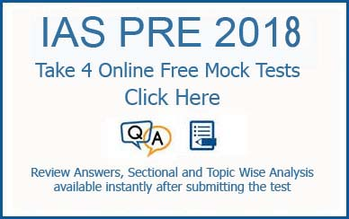 Ias Pre 2017 4 Online Free Complete mock tests