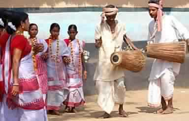 Folk Songs of West Bengal
